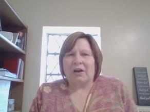 Spiritual Growing Pains By Pastor Dawn