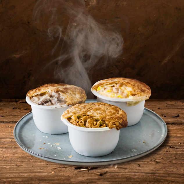 Lenard's Pot Pies