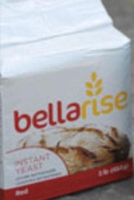 """Bellarise"" Instant Yeast: Bread Dough & More (1 lb)"