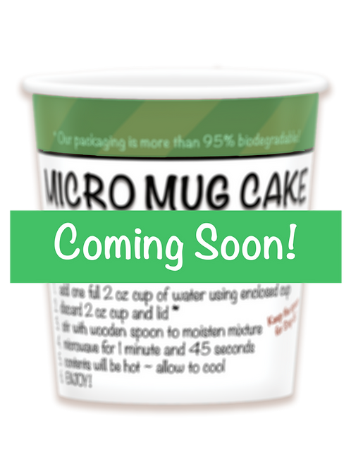 Protein-Packed Micro Mug Cake