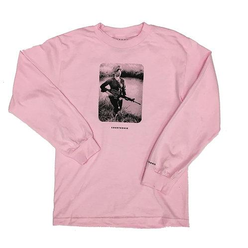 Vietcong Long Sleeve Pink