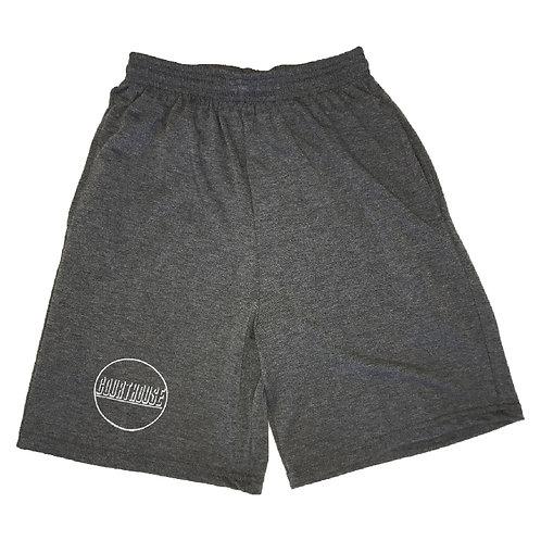 Grey Gym Shorts