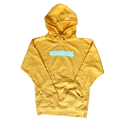Borater Hoodie Gold