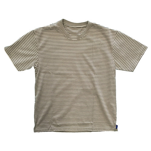 Courthouse Chill Stripe Tee