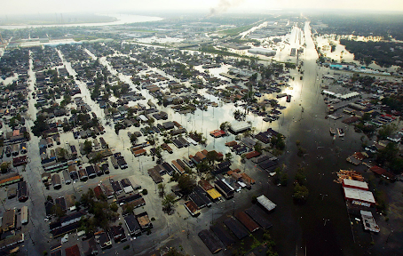 Hurricane Katrina: A Climate Justice Catastrophe
