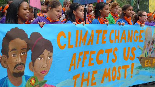 The Split in the Climate Movement