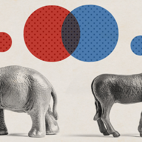 The Widening Political Gap in the Climate Change Debate
