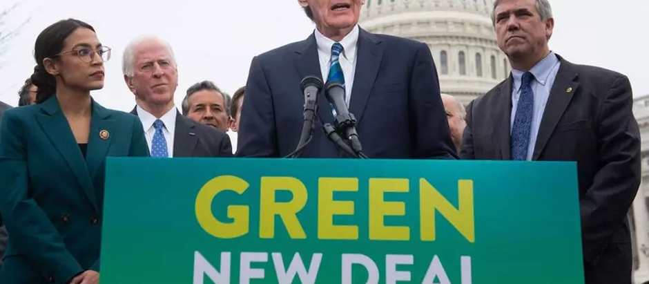 Green New Deal Fails in Senate, 57 to 0