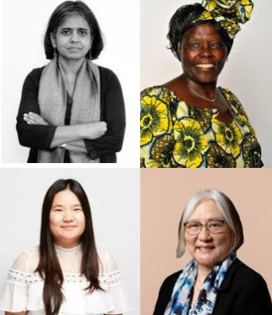 Female Scientists and Activists are Saving the World
