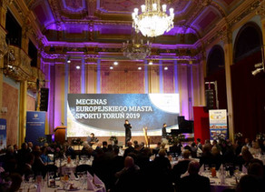 Mecenasi Europejskiego Miasta Sportu 2019