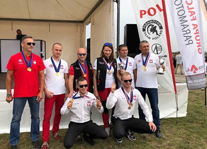 Podium Mistrzostw Polski zdominowane!