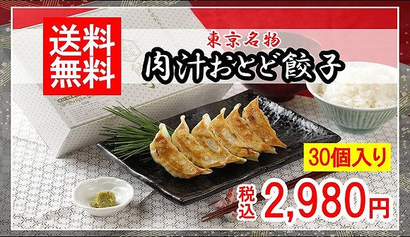 【東京名物】肉汁おとど餃子