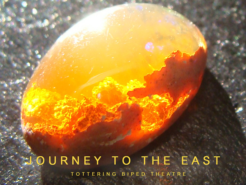 'The Journey to the East' PWYC Workshop Performance at the Burlington Performing Arts Centre Nov 8 at 7pm