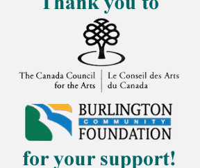 Thank you to the Burlington Community Foundation!