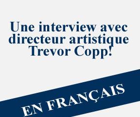 FRENCH TOAST: Une interview avec directeur artistique Trevpor Copp!