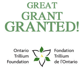 Great Grant Granted!