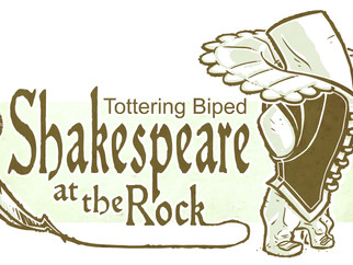 'Shakespeare @ the Rock' 2017 show announced