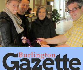 BURLINGTON GAZETTE: Hope Prevails for the Cultural Community...
