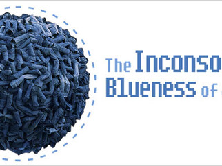 Upcoming Workshop: The Inconsolable Blueness of Jeans