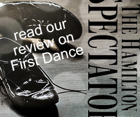 HAMILTON SPEC: First Dance review