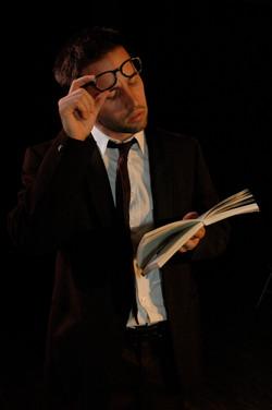 TC Actor Thom Pain