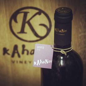 המרלו שלנו #kahanov_vineryards #kahanov_