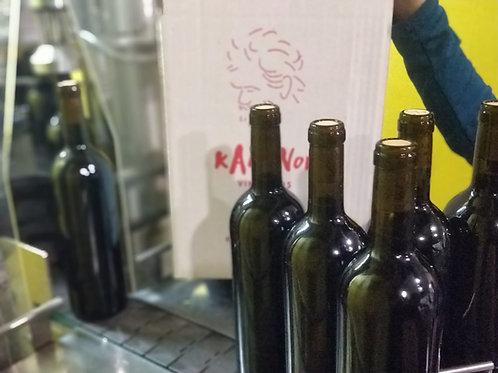 מארז 12 יינות מסדרת כהנוב