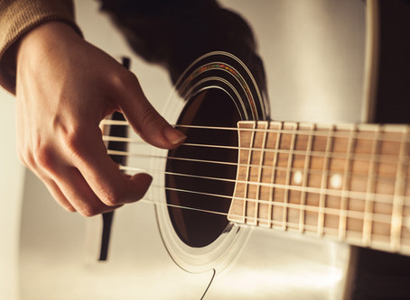 How To Write For Guitar So That Your Guitarist Loves You - Part 5