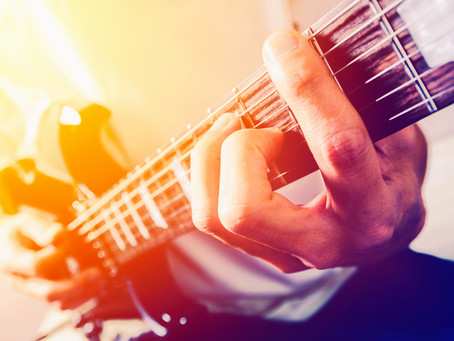 How To Write For Guitar So That Your Guitarist Loves You - Part 4