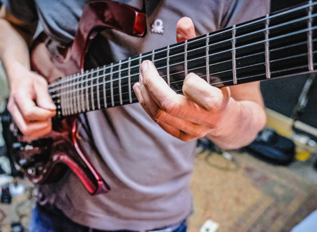 How To Write For Guitar So That Your Guitarist Loves You - Part 2