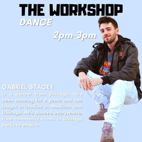 The Workshop: Dance with Gabriel Stacey