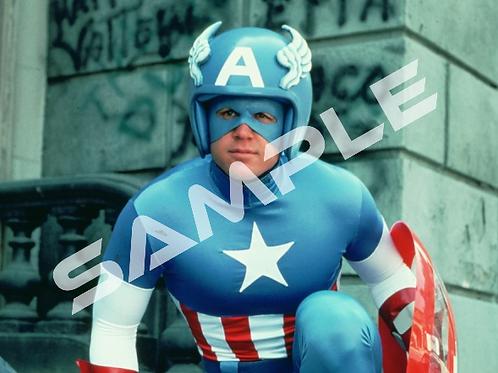 #1 Captain America