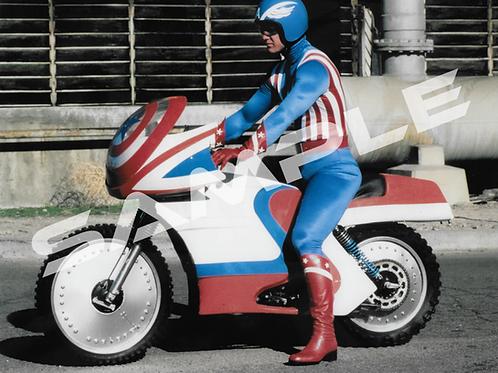 #2 Captain America
