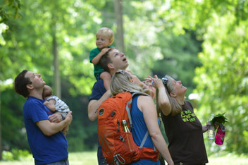 Parents explore too!