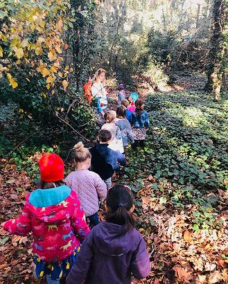 Tyke Hike School Program