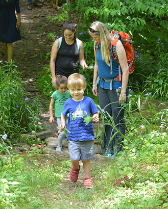 Join us on a Family Tyke Hike!