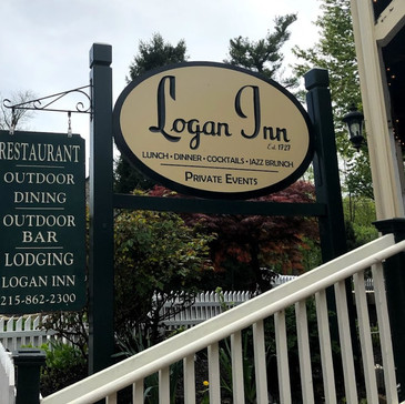 Logan Inn and The Landing Review at New Hope, PA
