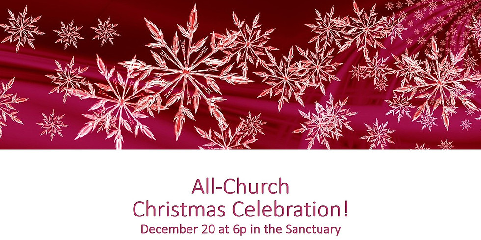 All-Church Christmas Celebration