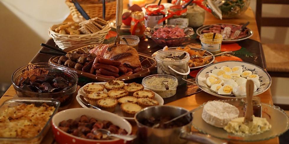 Christmas Breakfast at MHCC