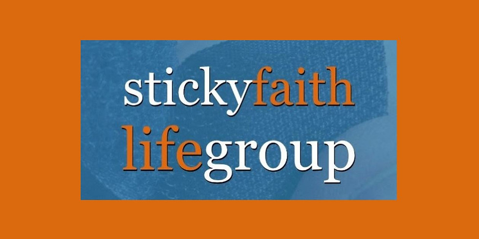 Sticky Faith Life Group