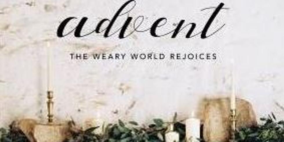 Senior Ladies Study: The Weary World Rejoices