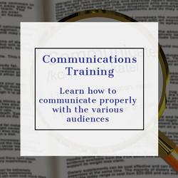 Communications Training