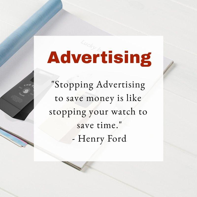 Advanced Advertising