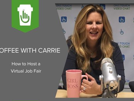 How to Host a Virtual Job Fair