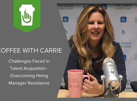 Challenges Faced in Talent Acquisition - Overcoming Hiring Manager Resistance