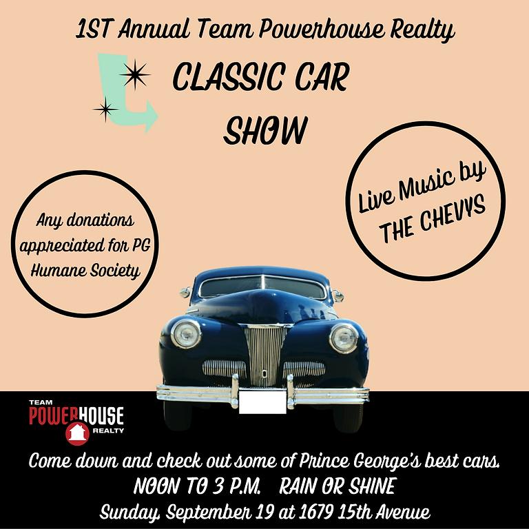 Team Powerhouse Realty Car Show