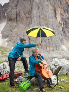 Sounds of Dolomites x Monocle