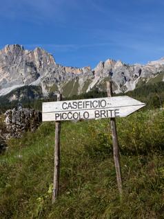 SanBrite, Dolomites x Monocle