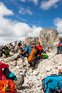 Rock Music: Sounds of Dolomites x Monocle