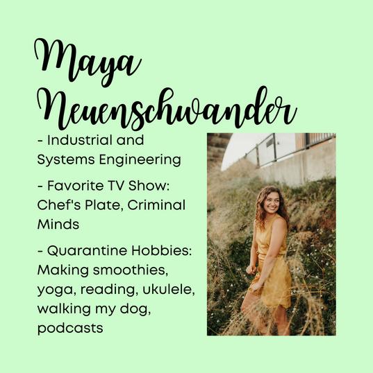 Maya Neuenschwander